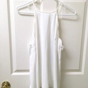 41 Hawthorn Sz M NWT Dressy white  Top